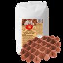 Gourmet Backmischung Lütticher Kakao-Waffel 0,5 kg
