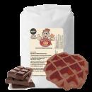 Gourmet Backmischung Lütticher Kakao-Waffel 1 kg