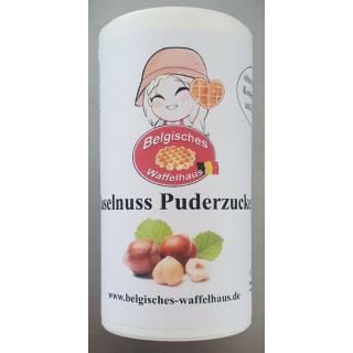 Aromapuderzucker Haselnuss